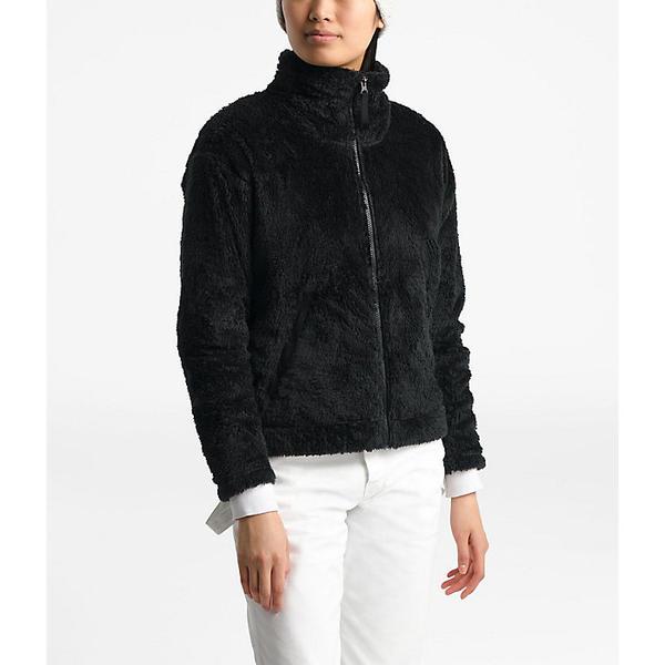 (取寄)ノースフェイス レディース ファーリー フリース 2.0 ジャケット The North Face Women's Furry Fleece 2.0 Jacket TNF Black