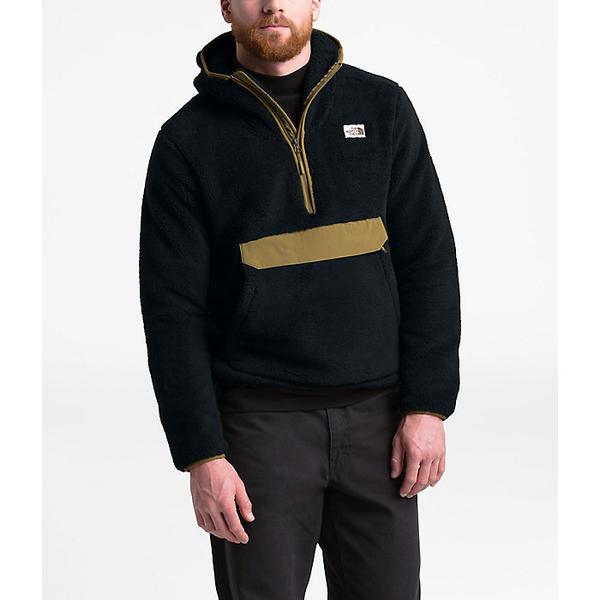 The North Face ノースフェイス 【ハイキング 登山 マウンテン アウトドア】【ウェア アウター】【メンズ 大きいサイズ ビッグサイズ】 (取寄)ノースフェイス メンズ キャンプシェア プルオーバー フーディ The North Face Men's Campshire Pullover Hoodie TNF Black / British Khaki