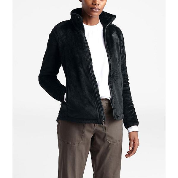 (取寄)ノースフェイス レディース オシト ジャケット The North Face Women's Osito Jacket TNF Black