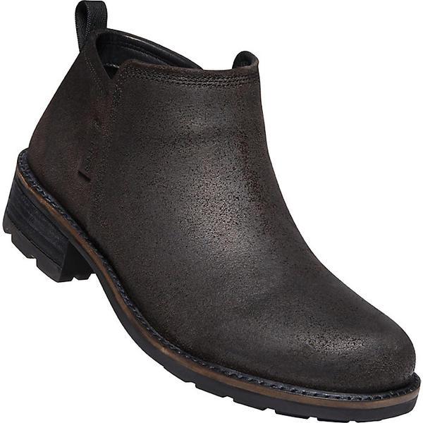 商品 KEEN キーン シューズ ブーツ アウトドア ブランド Shoes Boots トレッキング 登山 カジュアル ストリート 大きいサイズ シティ Boot Women's Raven ロウ 超激安 レディース Low オレゴン 取寄 Oregon Black City
