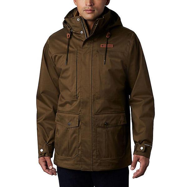 (取寄)コロンビア メンズ ホライズンズ パイン インターチェンジ ジャケット Columbia Men's Horizons Pine Interchange Jacket Olive Green 送料無料