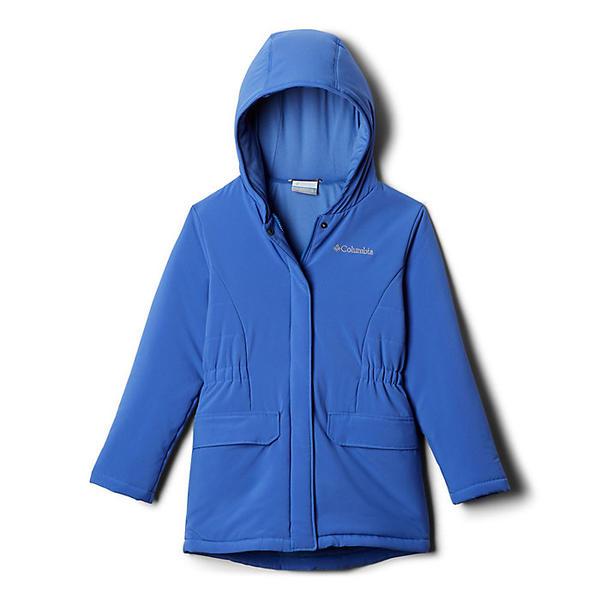 Columbia メーカー公式 コロンビア 誕生日 お祝い キッズ ウェア レディースサイズ アウトドア 登山 ブランド カジュアル ストリート スポーツ 取寄 ガールズ ストレッチ Outdoor ジャケット Bound Jacket girls Blue Arctic Stretch バウンド