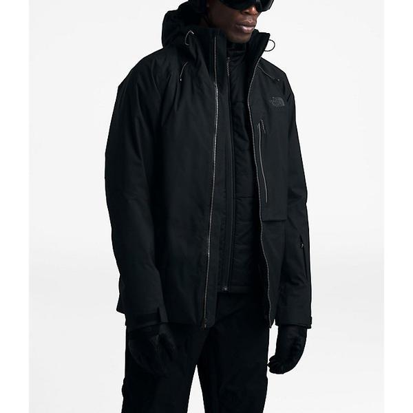 (取寄)ノースフェイス メンズ シックライン ジャケット The North Face Men's Sickline Jacket TNF Black JK3