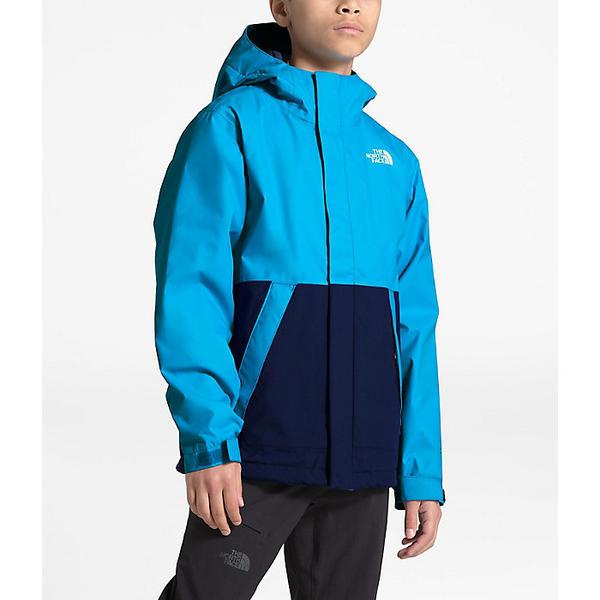 (取寄)ノースフェイス ボーイズ ボルテックス トリクライメイト ジャケット The North Face Boys' Vortex Triclimate Jacket Acoustic Blue