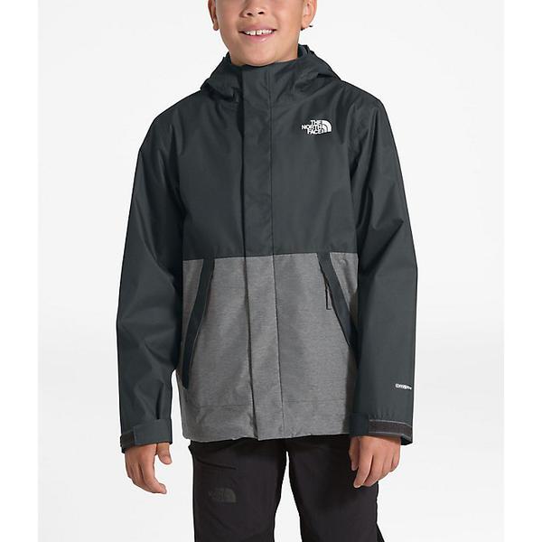 (取寄)ノースフェイス ボーイズ ボルテックス トリクライメイト ジャケット The North Face Boys' Vortex Triclimate Jacket Asphalt Grey