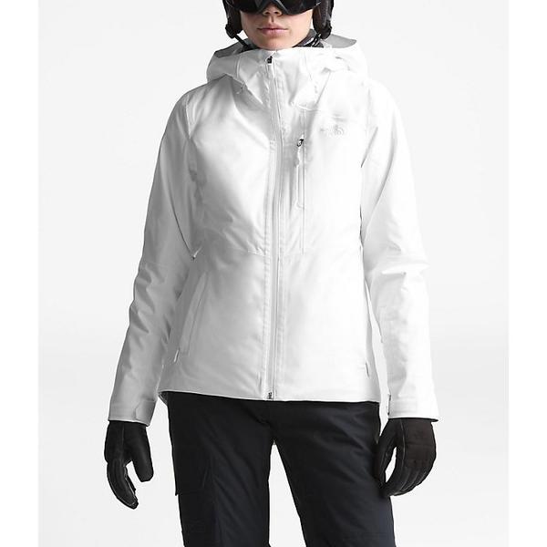 (取寄)ノースフェイス レディース クレメンタイン トリクライメイト ジャケット The North Face Women's Clementine Triclimate Jacket TNF White