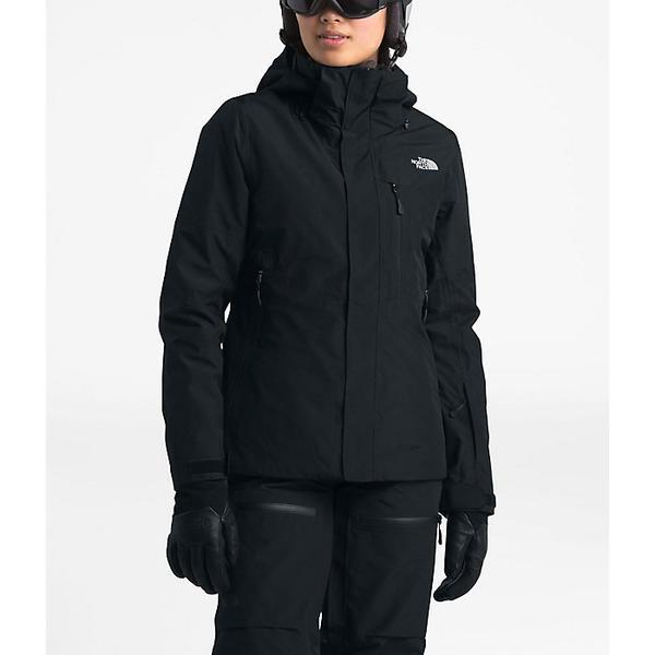 (取寄)ノースフェイス レディース ガーナー トリクライメイト ジャケット The North Face Women's Garner Triclimate Jacket TNF Black LZT