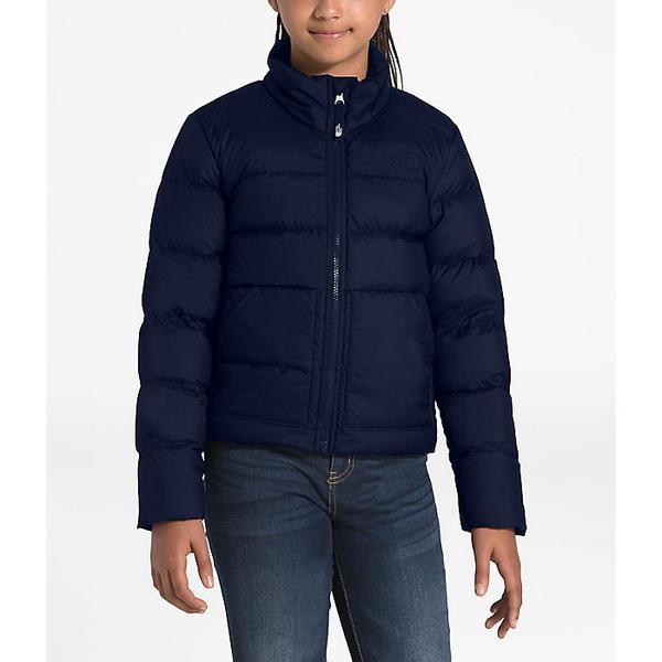 (取寄)ノースフェイス ガールズ アンデス ダウン ジャケット The North Face Girls' Andes Down Jacket Montague Blue