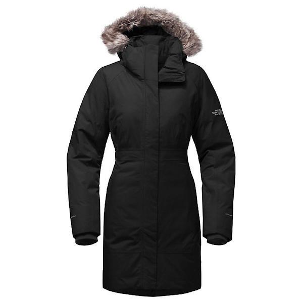 【クーポンで最大2000円OFF】(取寄)ノースフェイス レディース アークティック パーカー 2 The North Face Women's Arctic Parka II TNF Black