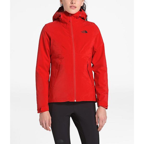 (取寄)ノースフェイス レディース カート トリクライメイト ジャケット The North Face Women's Carto Triclimate Jacket Fiery Red