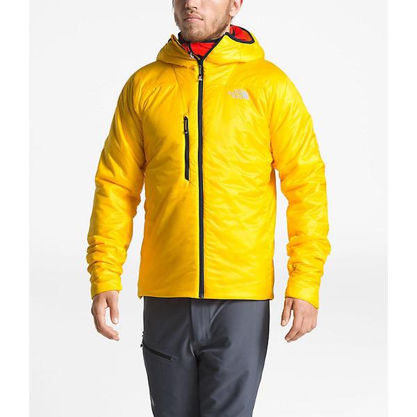 (取寄)ノースフェイス サミット シリーズ メンズ L3 プロプリウス プリマロフト フーディ The North Face Summit Series Men's L3 Proprius Primaloft Hoodie Canary Yellow