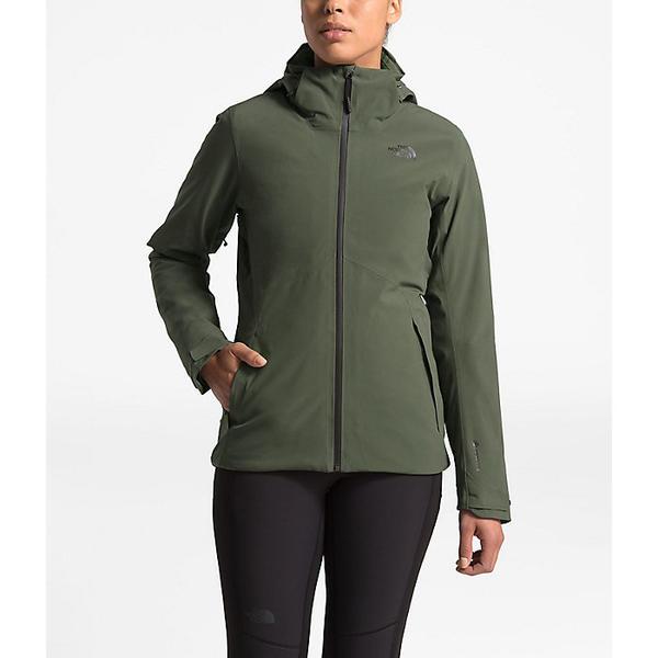 (取寄)ノースフェイス レディース アペック フレックス ゴアテックス サーマル ジャケット The North Face Women's Apex Flex GTX Thermal Jacket New Taupe Green