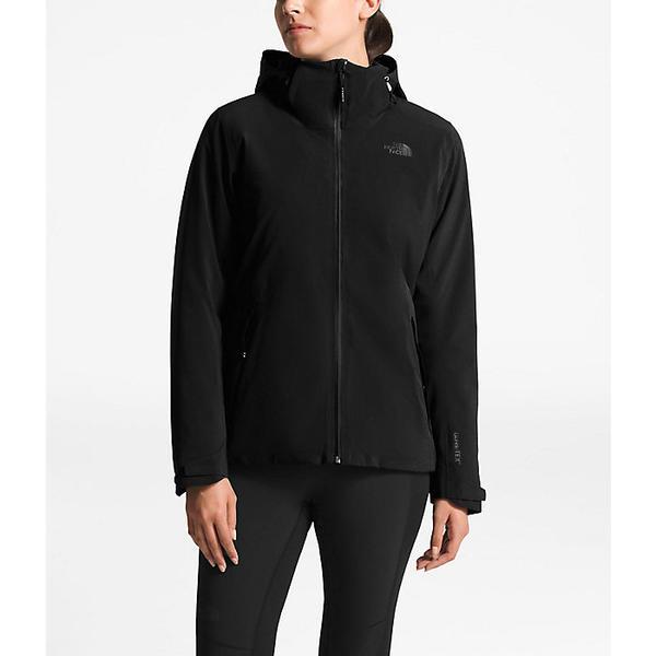 (取寄)ノースフェイス レディース アペック フレックス ゴアテックス サーマル ジャケット The North Face Women's Apex Flex GTX Thermal Jacket TNF Black / TNF Black