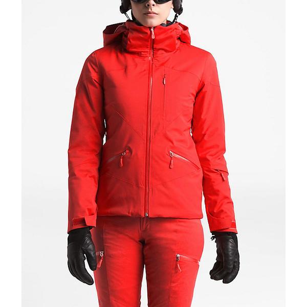 【クーポンで最大2000円OFF】(取寄)ノースフェイス レディース レナド ジャケット The North Face Women's Lenado Jacket Fiery Red