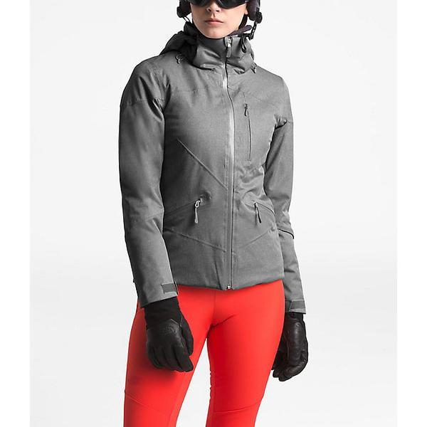 (取寄)ノースフェイス レディース レナド ジャケット The North Face Women's Lenado Jacket Mid Grey Heather