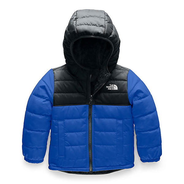 (取寄)ノースフェイス タドラー ボーイズ リバーシブル マウント チンボラソ フーディ The North Face Toddler Boys' Reversible Mount Chimborazo Hoodie TNF Blue
