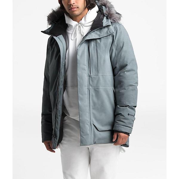 (取寄)ノースフェイス メンズ デフダウン ゴアテックス 2 ジャケット The North Face Men's Defdown GTX II Jacket Mid Grey