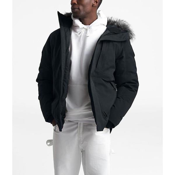 (取寄)ノースフェイス メンズ デフダウン ゴアテックス 2 ジャケット The North Face Men's Defdown GTX II Jacket TNF Black