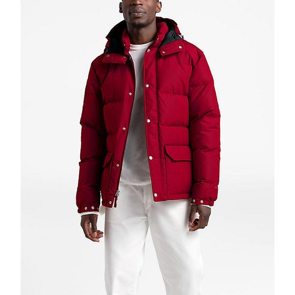 (取寄)ノースフェイス メンズ ダウン シェラ 3.0 ジャケット The North Face Men's Down Sierra 3.0 Jacket Cardinal Red