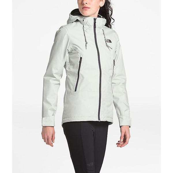 (取寄)ノースフェイス レディース インラックス インスレート ジャケット The North Face Women's Inlux Insulated Jacket Tin Grey Heather