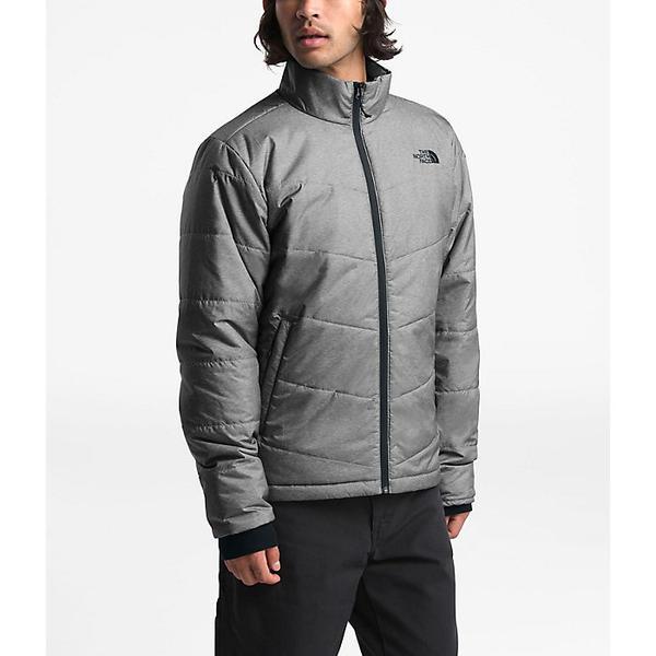 (取寄)ノースフェイス メンズ ジャンクション インスレート ジャケット The North Face Men's Junction Insulated Jacket TNF Medium Grey Heather