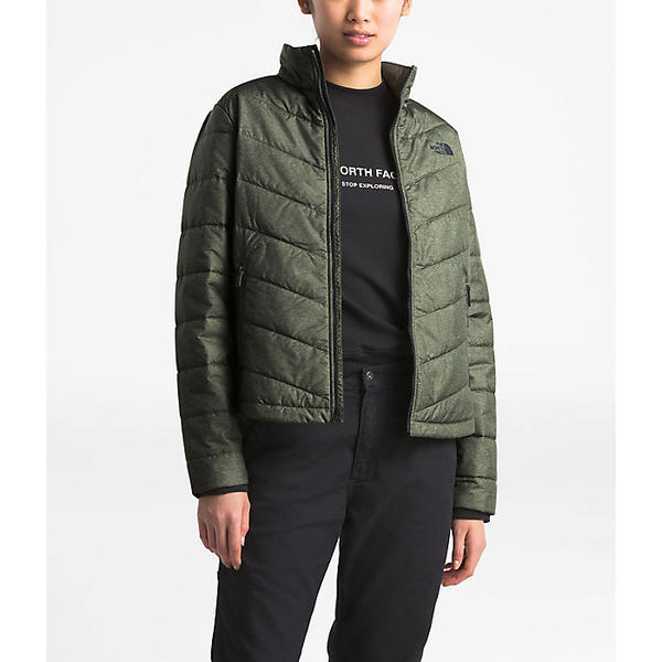 (取寄)ノースフェイス レディース タンブレロ ジャケット The North Face Women's Tamburello Jacket New Taupe Green Heather
