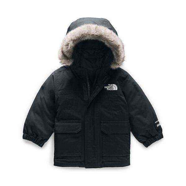 The North Face ノースフェイス 【アウター ウェア ジャケット】】【キッズ レディースサイズ】【ファッション ブランド カジュアル ストリート アウトドア 【クーポンで最大2000円OFF】(取寄)ノースフェイス インファント マクマード ダウン パーカー The North Face Infant McMurdo Down Parka TNF Black