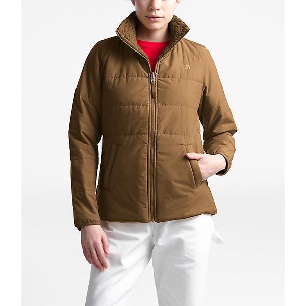 (取寄)ノースフェイス レディース メリウウッド リバーシブル ジャケット The North Face Women's Merriewood Reversible Jacket Cedar Brown