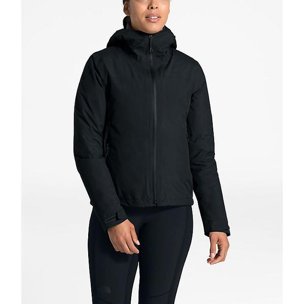 【クーポンで最大2000円OFF】(取寄)ノースフェイス レディース マウンテン ライト トリクライメイト ジャケット The North Face Women's Mountain Light Triclimate Jacket TNF Black / TNF Black