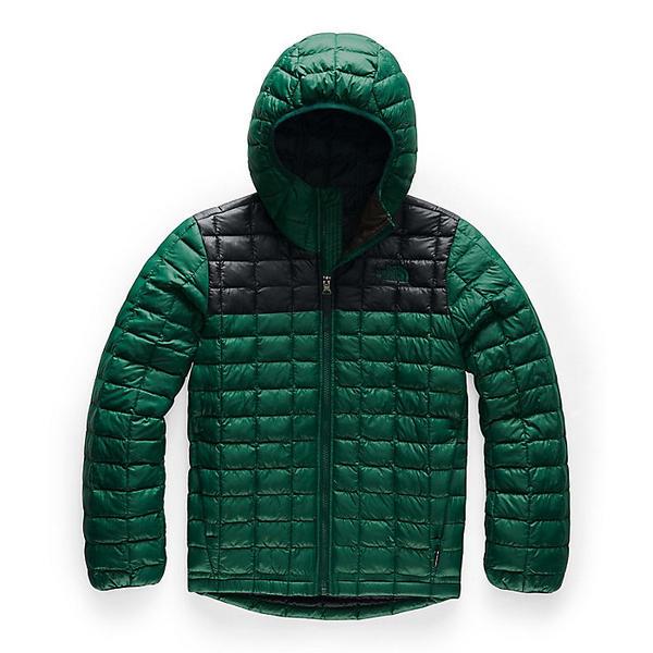 (取寄)ノースフェイス ボーイズ サーモボール エコ フーディ The North Face Boys' ThermoBall Eco Hoodie Night Green