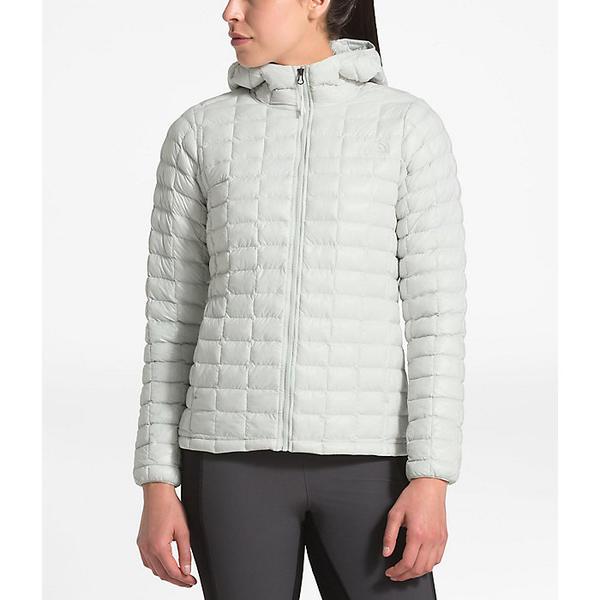 The North Face ノースフェイス 【ハイキング 登山 マウンテン アウトドア】【ウェア アウター】【山ガール ファッション ブランド】【レディース 大きいサイズ ビッグサイズ】 (取寄)ノースフェイス レディース サーモボール エコ フーディ The North Face Women's ThermoBall Eco Hoodie Tin Grey