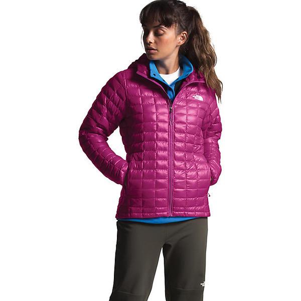 The North Face ノースフェイス 【ハイキング 登山 マウンテン アウトドア】【ウェア アウター】【山ガール ファッション ブランド】【レディース 大きいサイズ ビッグサイズ】 (取寄)ノースフェイス レディース サーモボール エコ フーディ The North Face Women's ThermoBall Eco Hoodie Wild Aster Purple