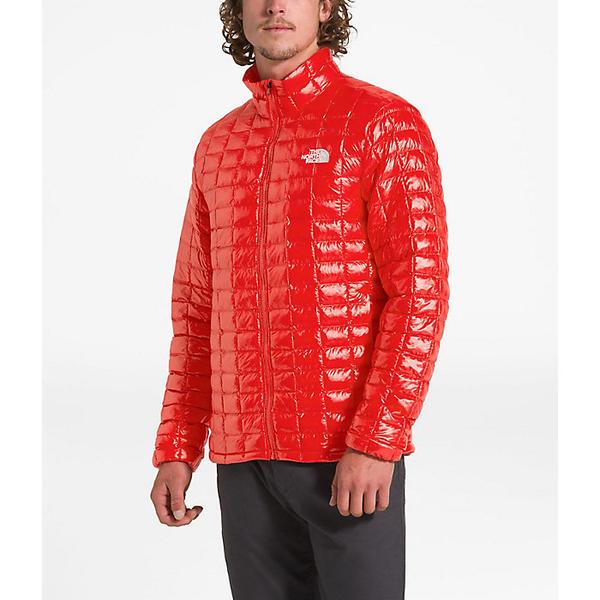 【クーポンで最大2000円OFF】(取寄)ノースフェイス メンズ サーモボール エコ ジャケット The North Face Men's ThermoBall Eco Jacket Fiery Red