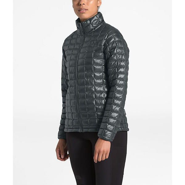 (取寄)ノースフェイス レディース サーモボール エコ ジャケット The North Face Women's ThermoBall Eco Jacket Asphalt Grey