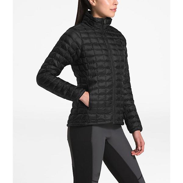 【クーポンで最大2000円OFF】(取寄)ノースフェイス レディース サーモボール エコ ジャケット The North Face Women's ThermoBall Eco Jacket TNF Black Matte