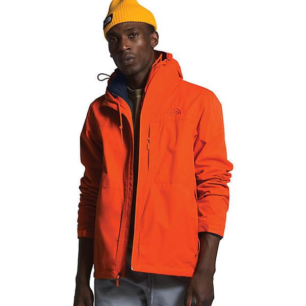 (取寄)ノースフェイス メンズ アローウッド トリクライメイト ジャケット The North Face Men's Arrowood Triclimate Jacket Persian Orange / Urban Navy