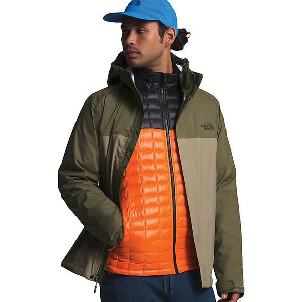 (取寄)ノースフェイス メンズ ベンチャー 2 ジャケット The North Face Men's Venture 2 Jacket Twill Beige / Burnt Olive Green