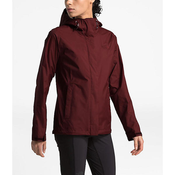 (取寄)ノースフェイス レディース ベンチャー 2 ジャケット The North Face Women's Venture 2 Jacket Deep Garnet Red