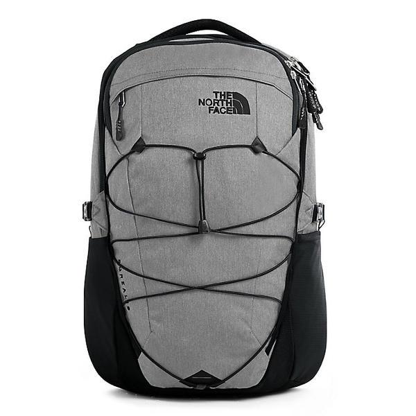 (取寄)ノースフェイス ボレアリス バックパック The North Face Borealis Backpack Zinc Grey Dark Heather/TNF Black