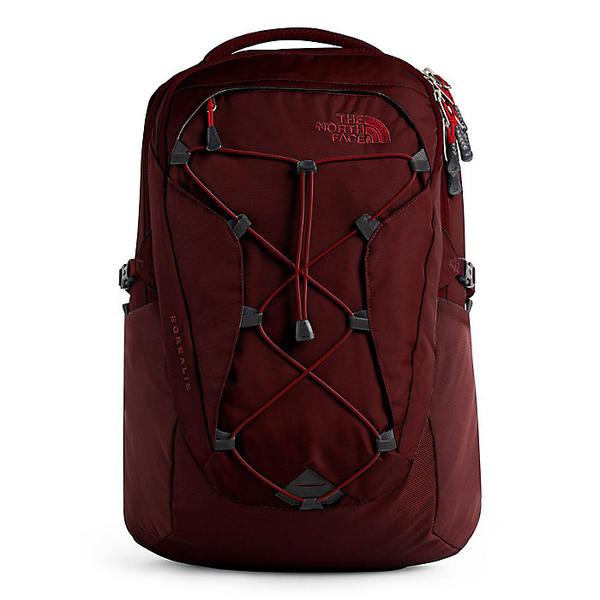 (取寄)ノースフェイス レディース ボレアリス バックパック The North Face Women's Borealis Backpack Deep Garnet Red / Cardinal Red