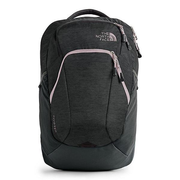 (取寄)ノースフェイス レディース ピボター バックパック The North Face Women's Pivoter Backpack Asphalt Grey Light Heather / Ashen Purple