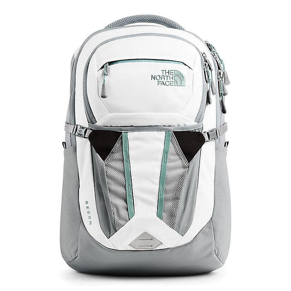 (取寄)ノースフェイス レディース リーコン バックパック The North Face Women's Recon Backpack TNF White Light Directional Heather / Mid Grey