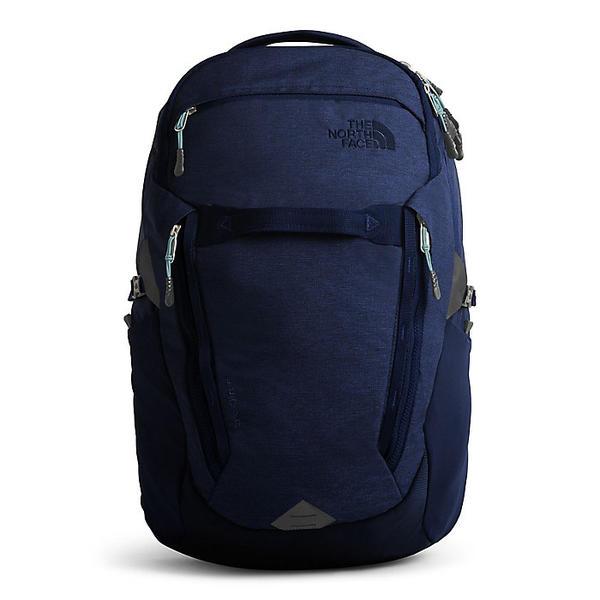 (取寄)ノースフェイス レディース サージ バックパック The North Face Women's Surge Backpack Montague Blue Light Heather/Cloud Blue