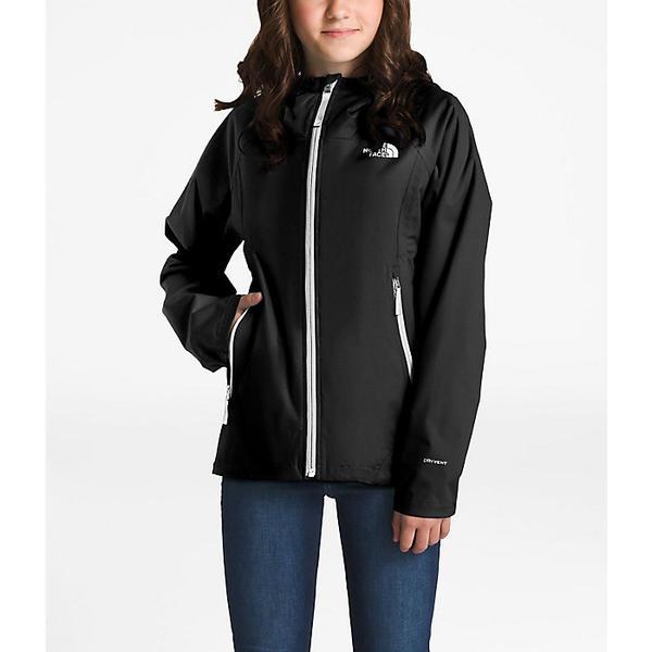 (取寄)ノースフェイス キッズ オールプルーフ ストレッチ ジャケット The North Face Kid's Allproof Stretch Jacket TNF Black