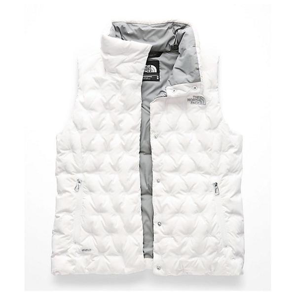 【クーポンで最大2000円OFF】(取寄)ノースフェイス レディース ホラダウン クロップ ベスト The North Face Women's Holladown Crop Vest TNF White