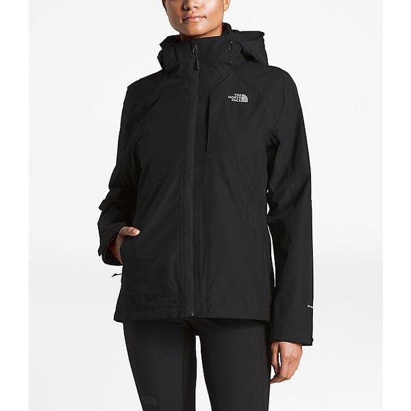 (取寄)ノースフェイス レディース オシト トリクライメイト ジャケット The North Face Women's Osito Triclimate Jacket TNF Black / TNF Black