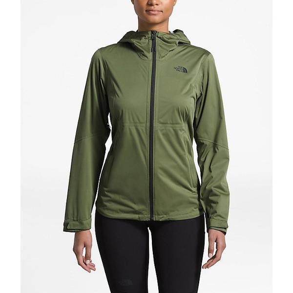 (取寄)ノースフェイス レディース オールプルーフ ストレッチ ジャケット The North Face Women's Allproof Stretch Jacket Four Leaf Clover