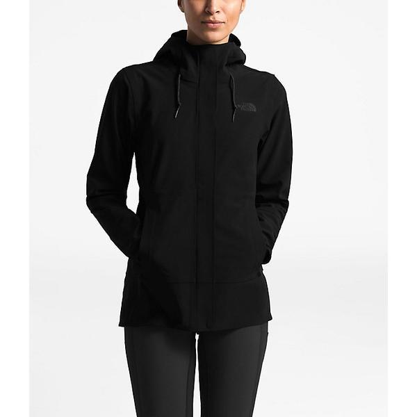 (取寄)ノースフェイス レディース アペック フレックス ドライベント ジャケット The North Face Women's Apex Flex DryVent Jacket TNF Black / TNF Black