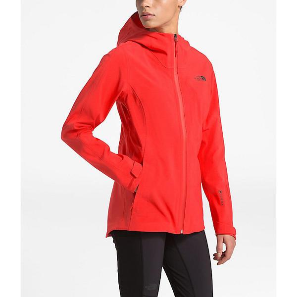 【クーポンで最大2000円OFF】(取寄)ノースフェイス レディース アペック フレックス ゴアテックス 3.0 ジャケット The North Face Women's Apex Flex GTX 3.0 Jacket Fiery Red