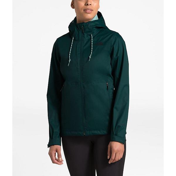 (取寄)ノースフェイス レディース アローウッド トリクライメイト ジャケット The North Face Women's Arrowood Triclimate Jacket Ponderosa Green / Ponderosa Green